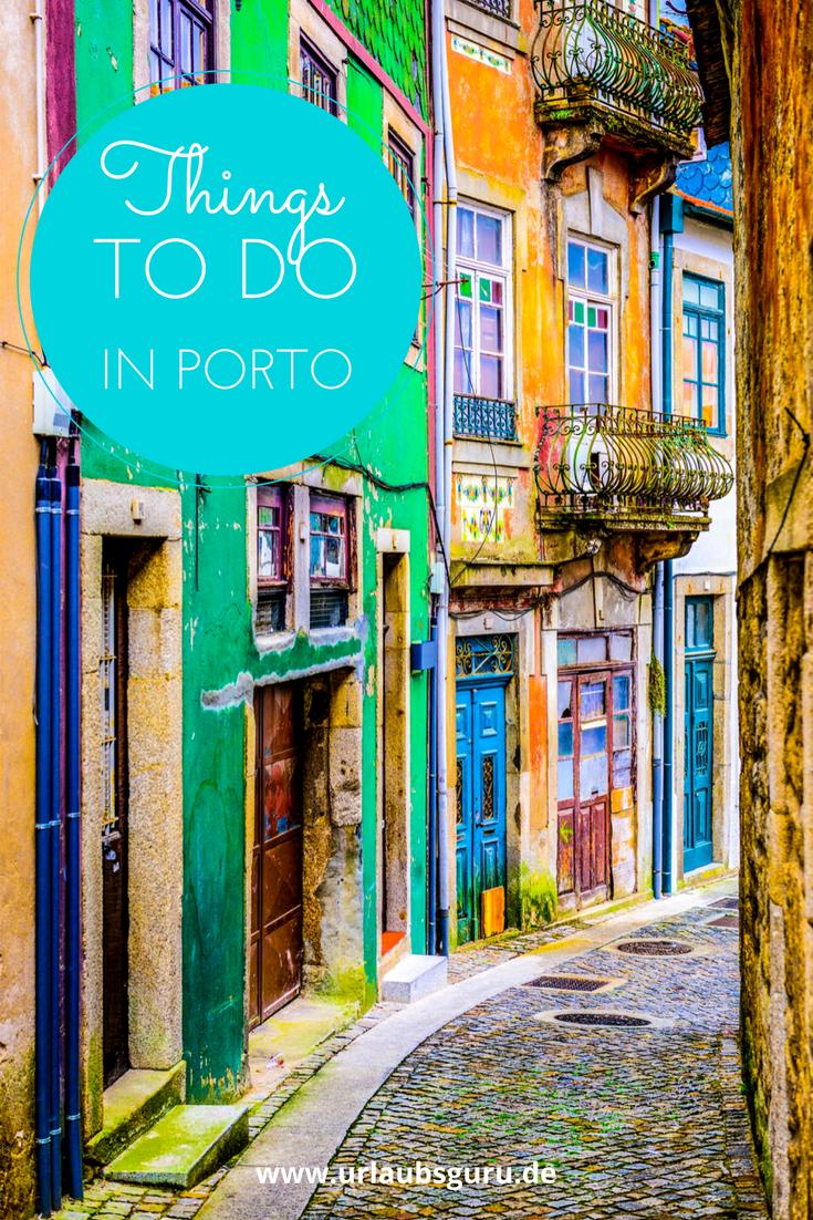Die besten Porto Tipps für den perfekten Städtetrip #traveltoportugal