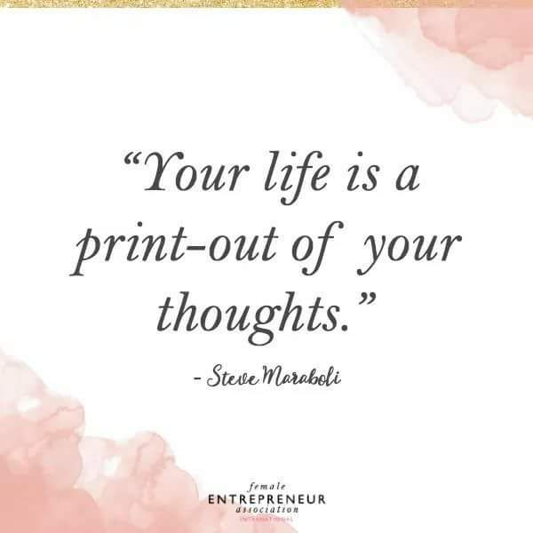 Thoughts Are Where Everything Starts In Our Life Where The Mind