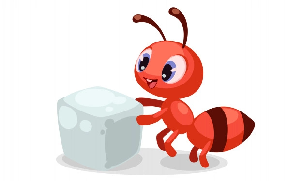Download Beautiful Expressions On Ant Face After Watching A Sugar Cube For Free Am Nhạc