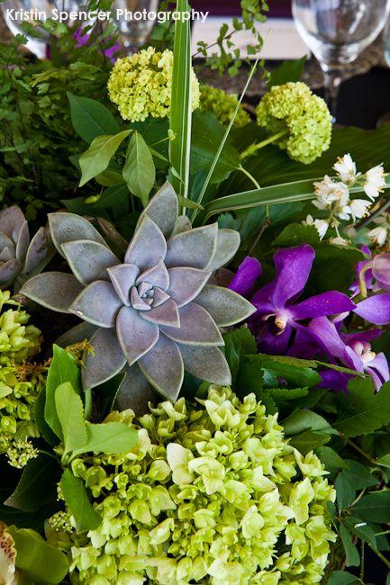 Stoneblossom Florals Centerpieces