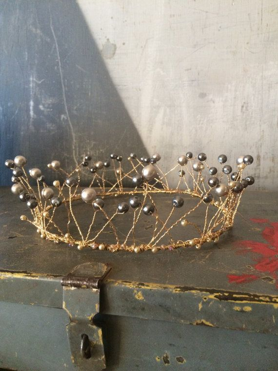 Image Result For Wire Crown Wire Crown Beaded Crown Diy Crown