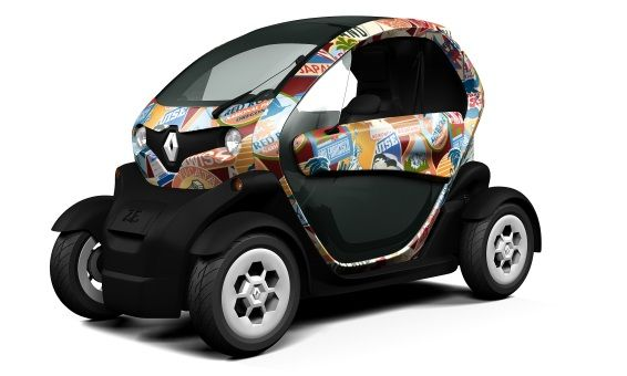Design Your Own Twizy Twizy Electric Vehicles Renault Cars