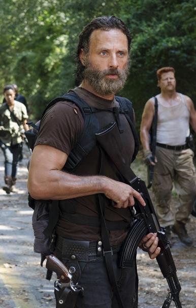 The Walking Dead Season 5 Episode 10 | Rick grimes | The