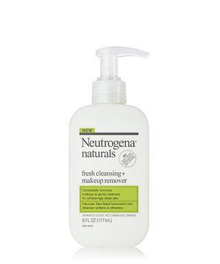 Naturals Fresh Cleansing Makeup Remover Neutrogena Facial