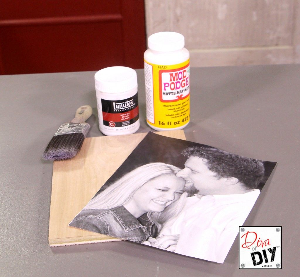 Photo Ideas How To Create A Wood Transfer With Ease Picture On