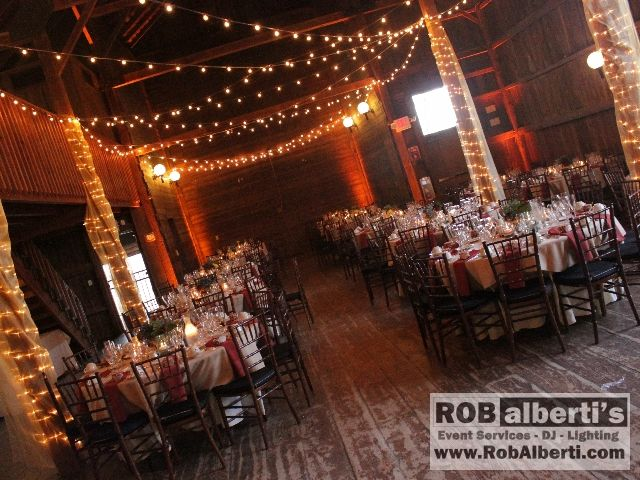 The Barns At Wesleyan Hills Middletown CT Wedding Reception