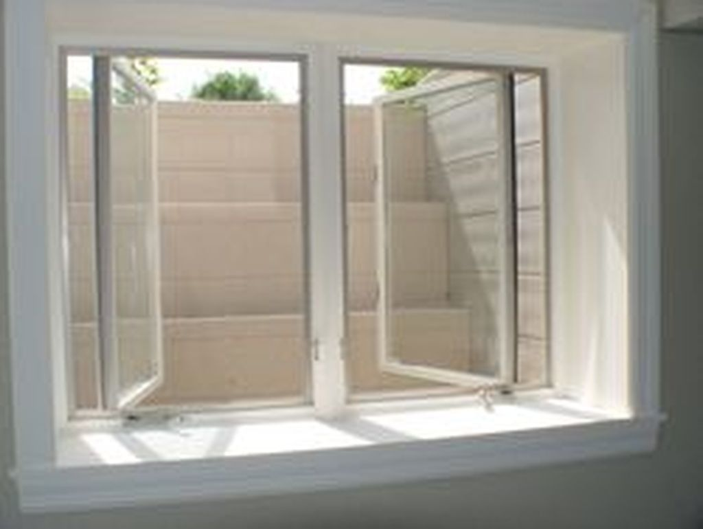 Photo of 40 Nice Basement Windows Design Ideas