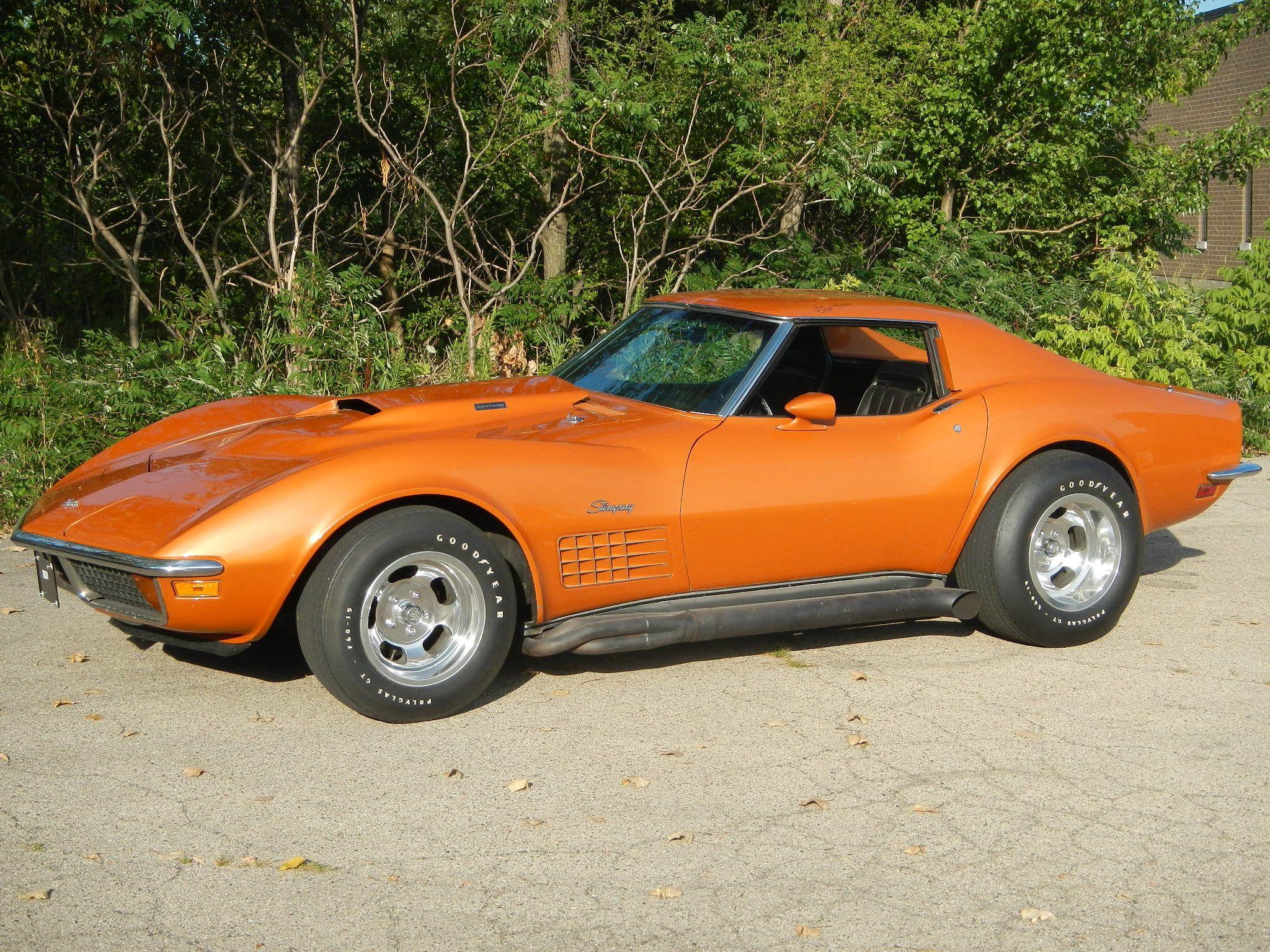 1972 baldwin motion performance corvette 454 zlx super car