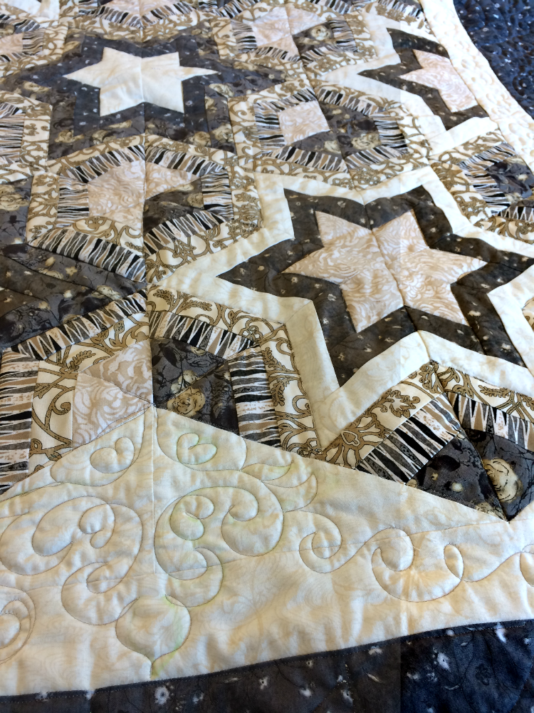 QUILTING: Birth of a Star