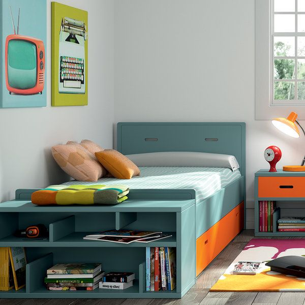 Children S Beds Nubie Habitacion Habitaciones Nina Ninos