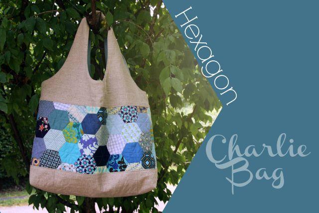 sign: Charlie Bag | Taschen selber nähen