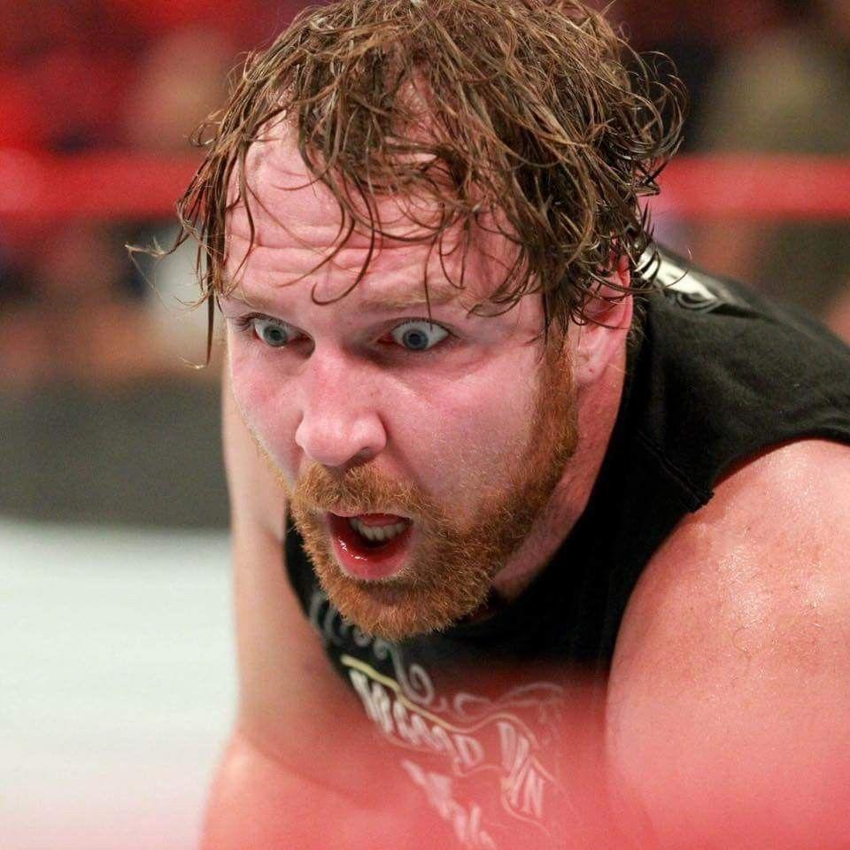 Dean Ambrose Dean Ambrose Jonathan Good Pinterest Dean