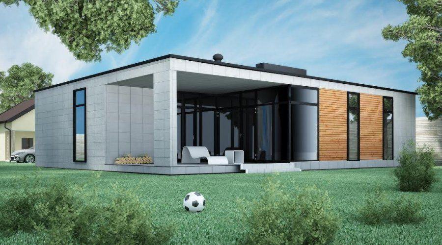 Containerhaus kaufen von LissyHaus garage und neubau Pinterest - haus modern bauen