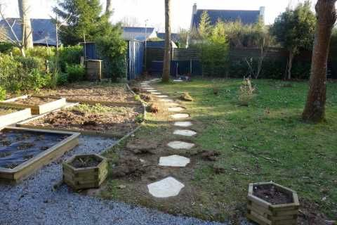 Comment poser des pas japonais Jardin et Maison Jardin et Maison
