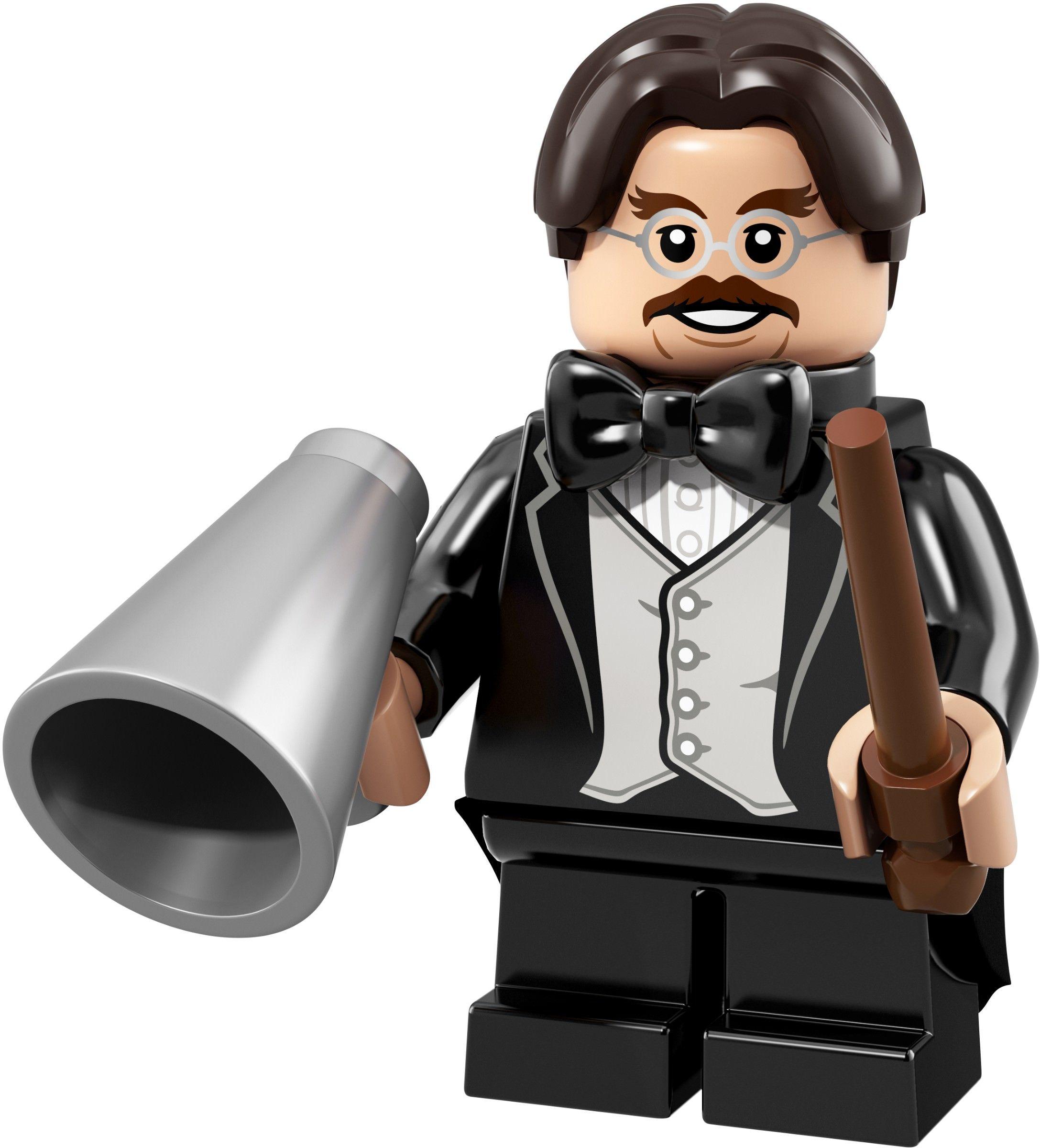 71022 Professor Albus Dumbledore LEGO Mini Figurine Série Harry Potter