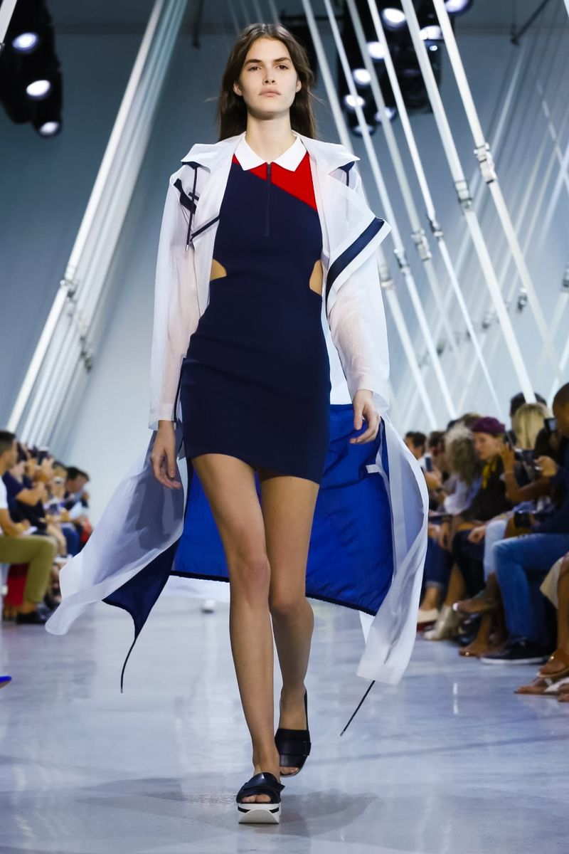 Lacoste Ready To Wear Spring Summer 2016 New York - NOWFASHION