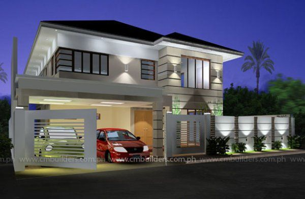 Modern house designs philippines House interior