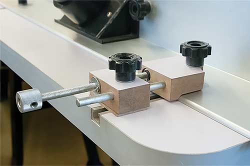 Router table fence micro adjuster shop notes and ideas pinterest router table fence micro adjuster greentooth Images