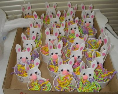 Easter Crafts For Elderly In Nursing Homes