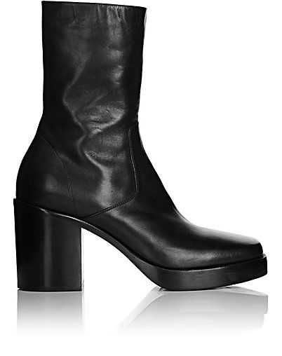 We Adore: The Leather Platform Boots