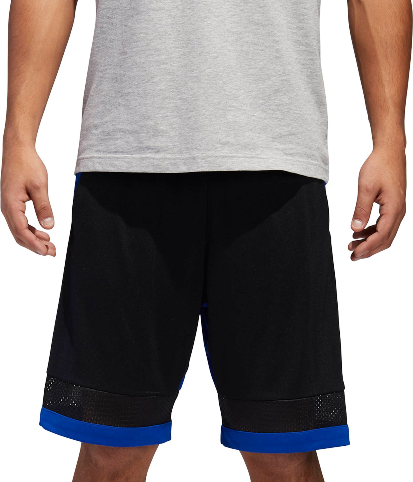 adidas Men's Pro Bounce Basketball Shorts | New Looks in
