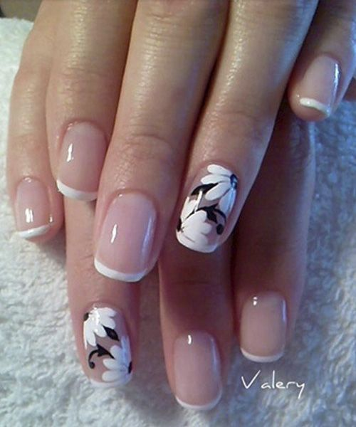 Cute French Manicure Ideas 2017 - Cute French Manicure Ideas 2017 Manicure Ideas And Manicure