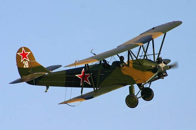 """Polikarpov Po-2 (U-2), served as a general-purpose Soviet biplane, nicknamed Kukuruznik, NATO reporting name """"Mule"""", the papercraft is created by southpaw. The reliable, uncomplicated concept of the Po-2's design made it an ideal training aircraft, as well as do…"""