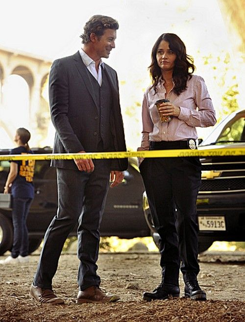 """The Mentalist RECAP 10/20/13: Season 6 Episode 4 """"Red Listed"""