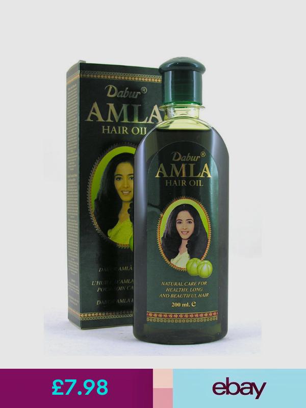 Dabur Hair Loss Treatments Health & Beauty Amla hair oil