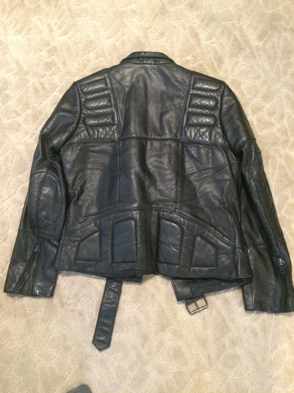 harley davidson leather jackets ebay uk - nils stucki kieferorthopäde