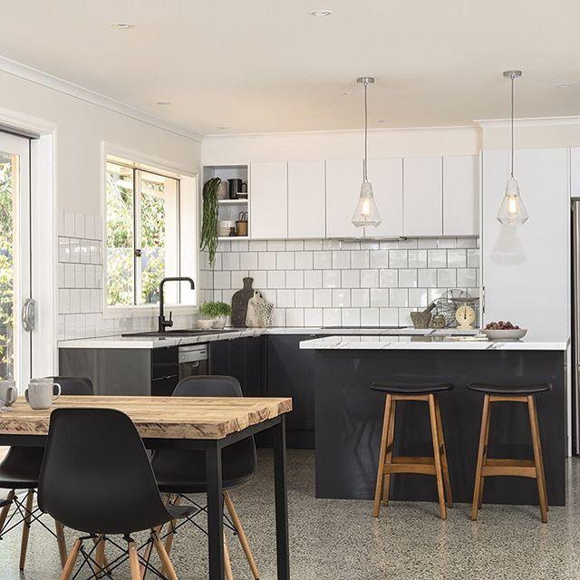 Minimalist Kitchen Decor: Minimalist Style Kitchen Design Using Neutral Elements