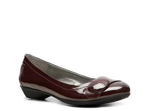 878f646780 Naturalizer Hasten Glossy Flat Flats Women s Shoes - DSW