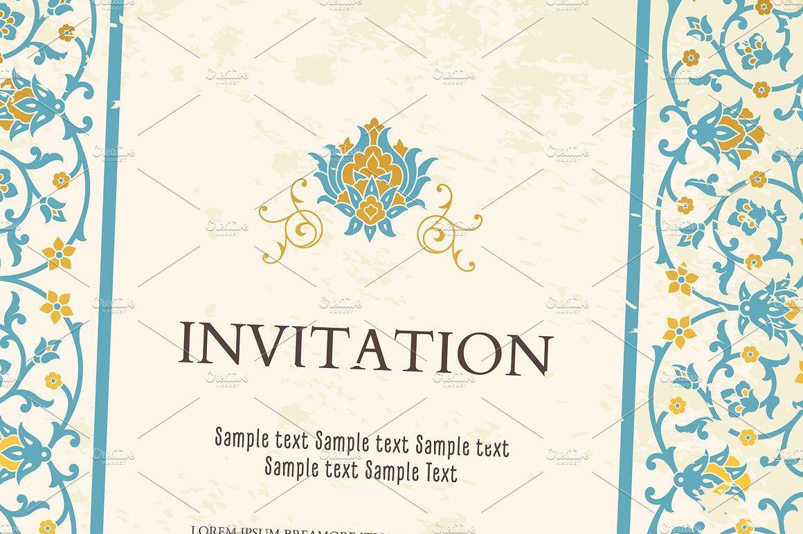 32 Best Photo Of Vintage Wedding Invitation Templates Regiosfera Com Blank Wedding Invitation Templates Blank Wedding Invitations Plain Wedding Invitations