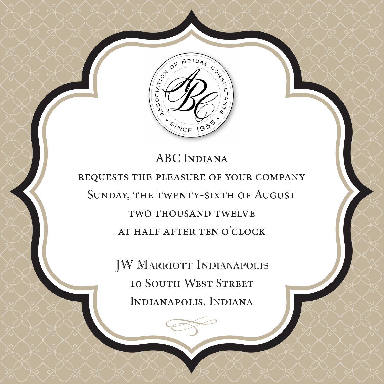 Wedding Invitations ~ Etiquette and Exquisite | http ...