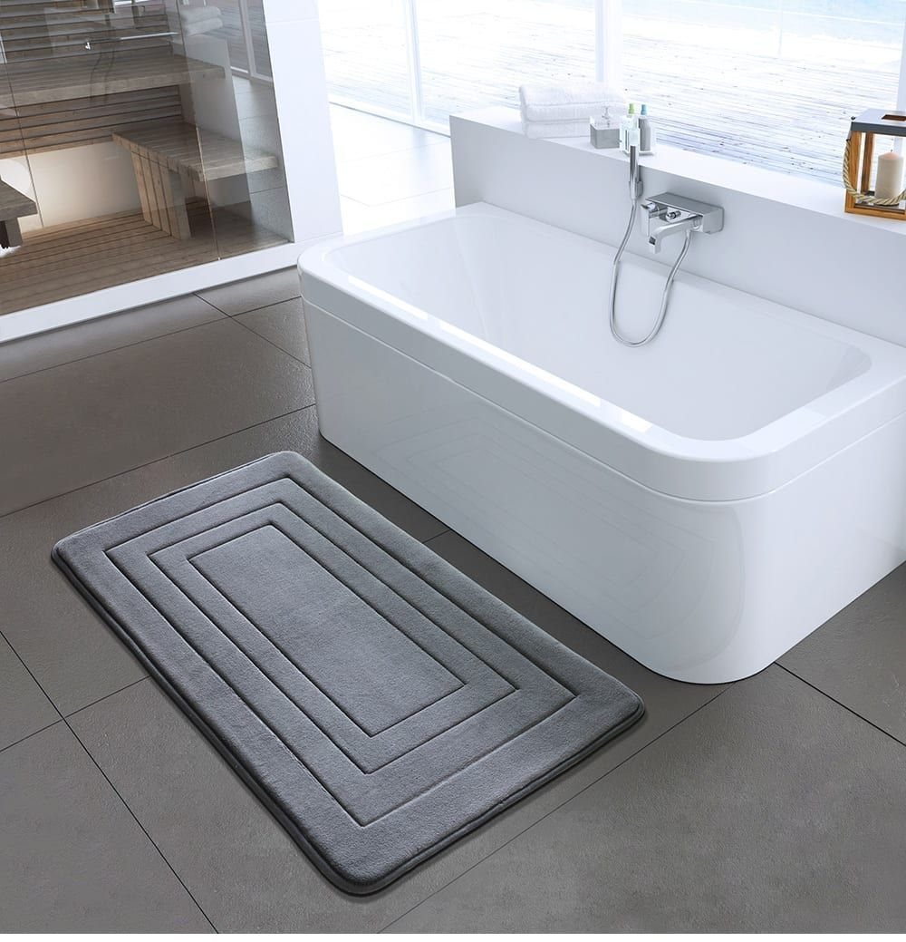 This lovely Best Non Slip Bathroom Mat - Modern Bath Mats and Rugs