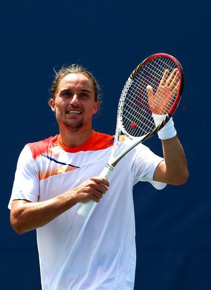 Alexandr Dolgopolov - Winston-Salem Open: Day 5