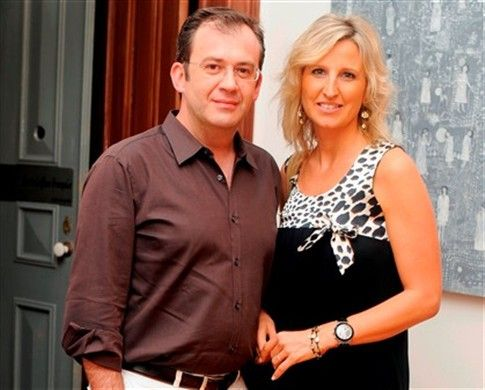 Marta Atalaya and Jose Alberto Carvalho two of the most