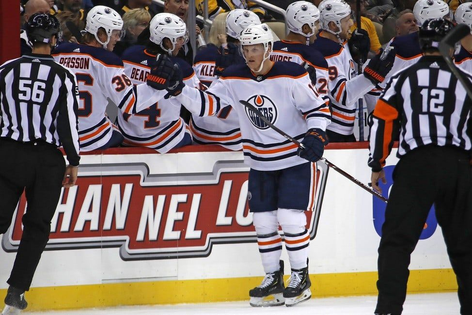 Oilers Roster Is Their Best Since 2005 06 National Hockey League News In 2020 National Hockey League Edmonton Oilers Oilers