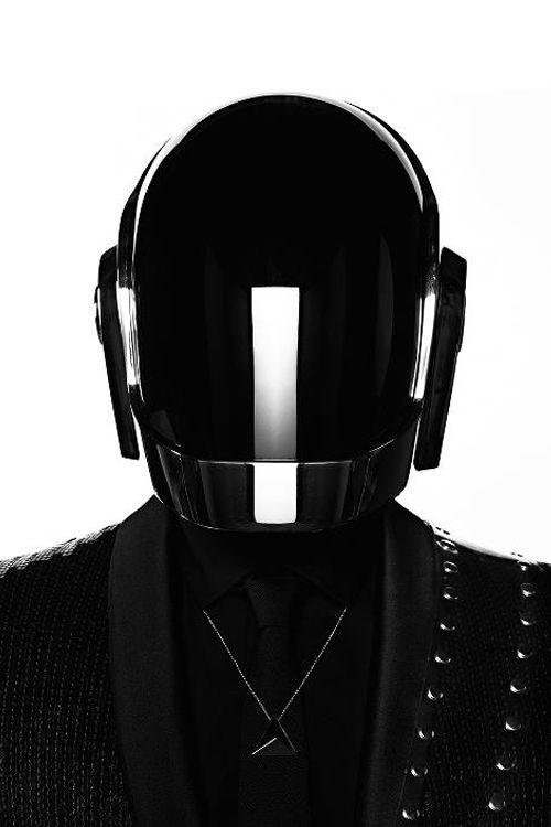 Daft Punk by Hedi Slimane for Saint Laurent Paris