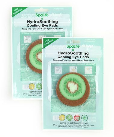 Love This Kiwi Hydrosoothing Cooling Eye Pads Set Of Two On