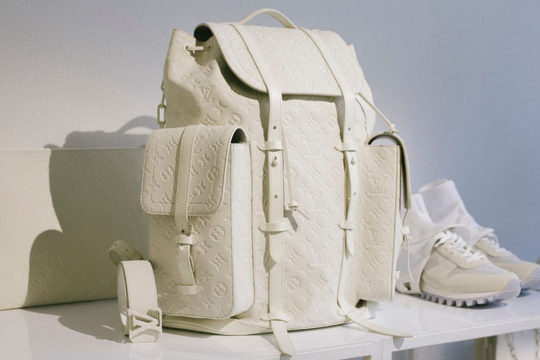 2037c038254 Here's a Closer Look at All the Designer Bags in Virgil Abloh's ...