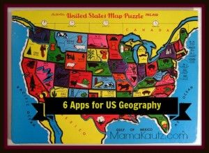 IPadiPhone Apps For Geography Geography Apps And Homeschool - Owl and mouse us features map