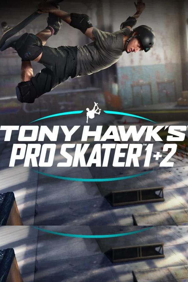 Tony Hawk S Pro Skater 1 2 Reviews Tony Hawk Pro Skater Pro Skaters Tony Hawk