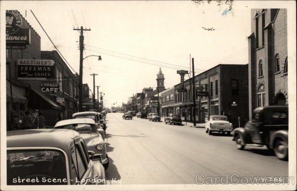 London Ky 1954 Jun 19 Kentucky Heritage Pinterest Kentucky