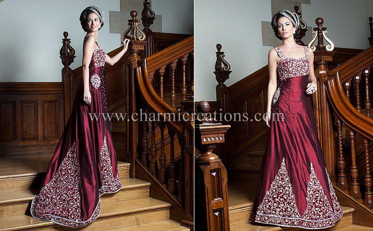 Indian Bridal Wear, Asian Wedding Dress, Designer Bridal