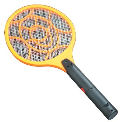 Electronic Bug Racket Mosquito Fly Swatter Insects Pest Electric Bat Wasp