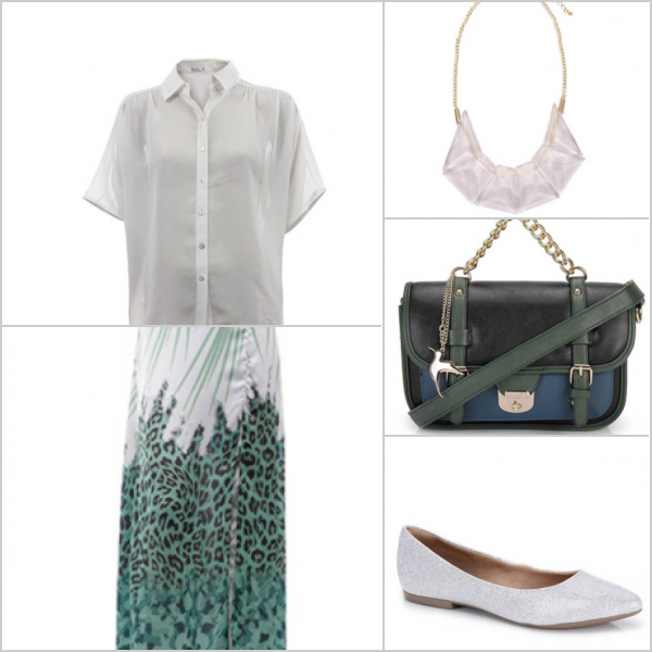 Essa saia estampada é uma grande tendência para o próximo verão! http://tempodemoda.climatempo.com.br/Florian%C3%B3polis