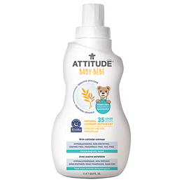 ATTITUDE Baby Natural Laundry Detergent - 1LUK Supplier | CFV