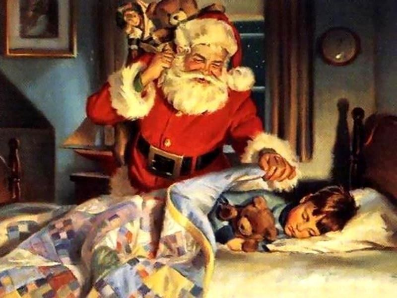 100 mesmerizing santa claus wallpapers christmas - Santa Claus Christmas Pictures