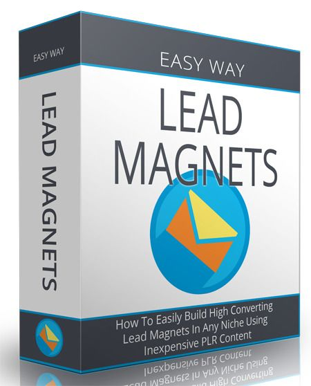 Lead Magnets (Personal Use Rights)